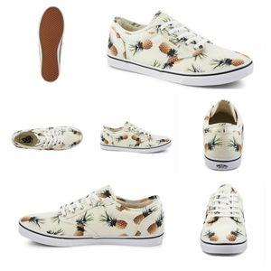 VANS Toodler Unisex Pineapple Sneakers